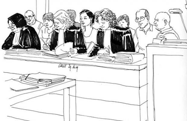 La partie civile dans le procès pénal