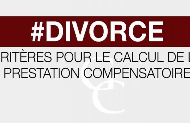 Fixation de la prestation compensatoire : durée du mariage et non pas de la vie commune