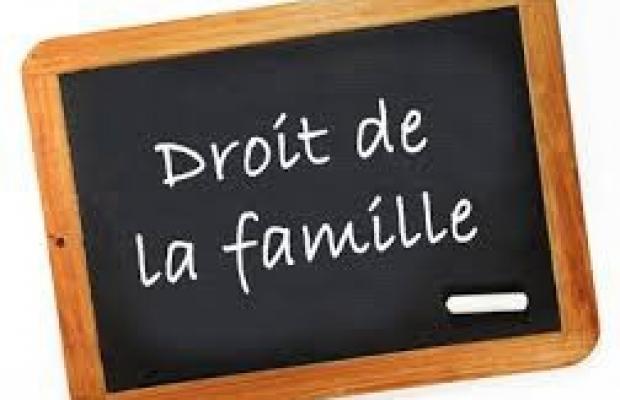 Simplification du Droit de la Famille